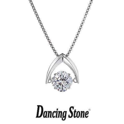 【あす楽】プレゼント クロスフォーニューヨーク Crossfor NewYork ネックレス Dancing Stone ダンシングストーンシリーズ Good Future(末広) 【NYP-533】【送料無料】