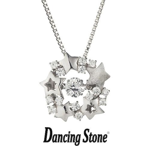 クロスフォーニューヨーク Crossfor NewYork ネックレス Dancing Stone ダンシングストーンシリーズ 人気デザインシリーズ Dancing Stardust スター 星 【NYP-539】【送料無料】
