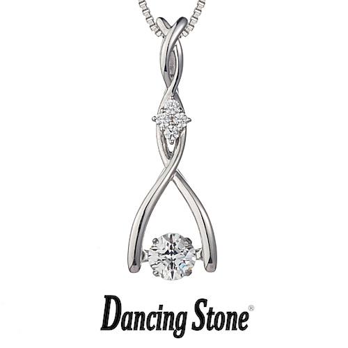 クロスフォーニューヨーク Crossfor NewYork ネックレス Dancing Stone ダンシングストーンシリーズ Good Futureシリーズ Dancing Vine 【NYP-541】【送料無料】