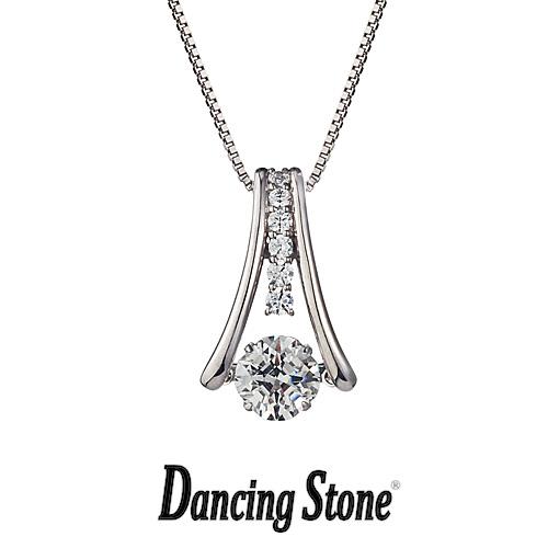 クロスフォーニューヨーク Crossfor NewYork ネックレス Dancing Stone ダンシングストーンシリーズ Good Futureシリーズ Dancing Shining line 【NYP-542】【送料無料】