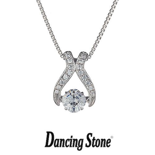 クロスフォーニューヨーク Crossfor NewYork ネックレス Dancing Stone ダンシングストーンシリーズ Good Futureシリーズ Venus 【NYP-551】【送料無料】