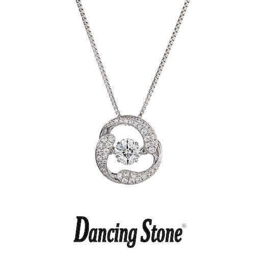 クロスフォーニューヨーク Crossfor NewYork ネックレス Dancing Stone ダンシングストーンシリーズ 人気デザインシリーズ Sun 太陽 【NYP-561】【送料無料】