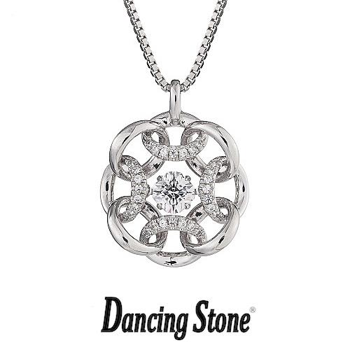 クロスフォーニューヨーク Crossfor NewYork ネックレス Dancing Stone ダンシングストーンシリーズ 人気デザインシリーズ D-Chain 【NYP-562】【送料無料】