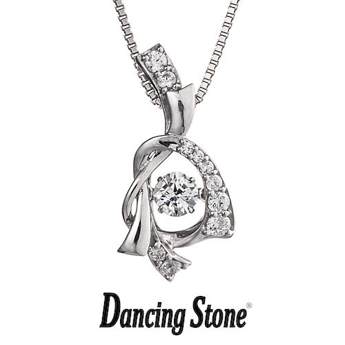 クロスフォーニューヨーク Crossfor NewYork ネックレス Dancing Stone ダンシングストーンシリーズ 人気デザインシリーズ Promise 【NYP-568】【送料無料】