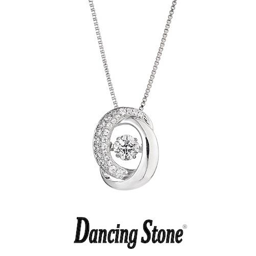 クロスフォーニューヨーク Crossfor NewYork ネックレス Dancing Stone ダンシングストーンシリーズ 人気デザインシリーズ Fusion 【NYP-570】【送料無料】