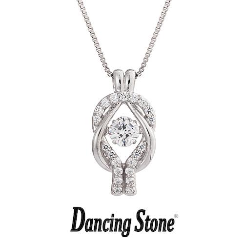クロスフォーニューヨーク Crossfor NewYork ネックレス Dancing Stone ダンシングストーンシリーズ 人気デザインシリーズ Musuhimo 【NYP-575】【送料無料】