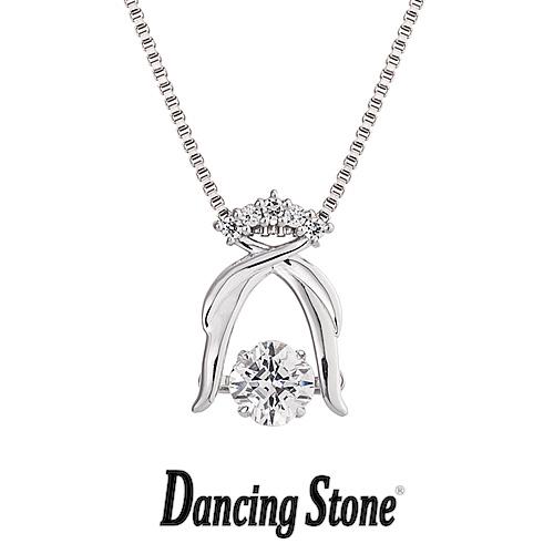 クロスフォーニューヨーク Crossfor NewYork ネックレス Dancing Stone ダンシングストーンシリーズ Good Futureシリーズ Iris 【NYP-578】【送料無料】