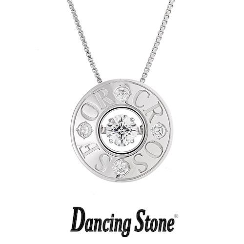 クロスフォーニューヨーク Crossfor NewYork ネックレス Dancing Stone ダンシングストーンシリーズ 人気デザインシリーズ Crossfor logo6 【NYP-580】【送料無料】