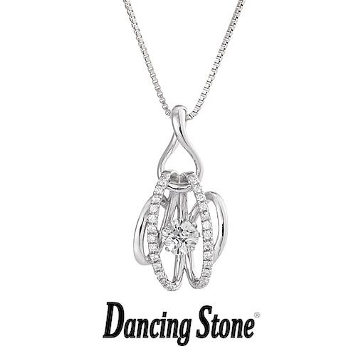 クロスフォーニューヨーク Crossfor NewYork ネックレス Dancing Stone ダンシングストーンシリーズ 人気デザインシリーズ Root 【NYP-582】【送料無料】