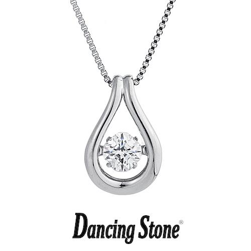 クロスフォーニューヨーク Crossfor NewYork ネックレス Dancing Stone ダンシングストーンシリーズ 人気デザインシリーズ Ocean 【NYP-586】【送料無料】