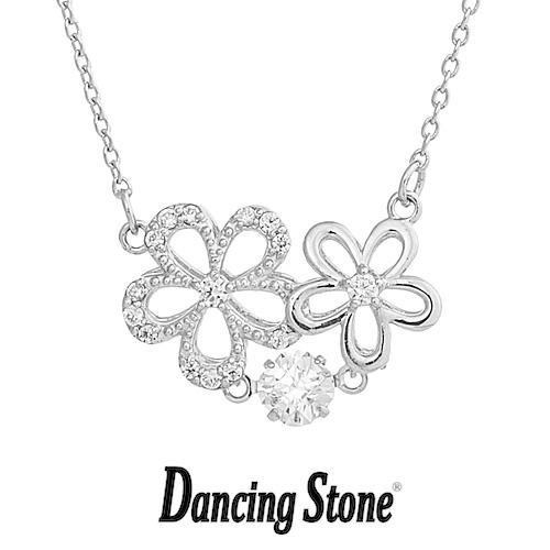 プレゼント クロスフォーニューヨーク Crossfor NewYork ネックレス Dancing Stone ダンシングストーンシリーズ 人気デザインシリーズ Shiny Blossom 【NYP-593】【送料無料】