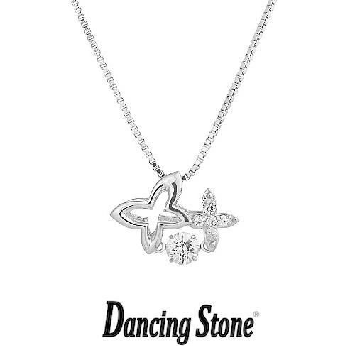 クロスフォーニューヨーク Crossfor NewYork ネックレス Dancing Stone ダンシングストーンシリーズ 人気デザインシリーズ Butterfly Waltz 【NYP-594】【送料無料】
