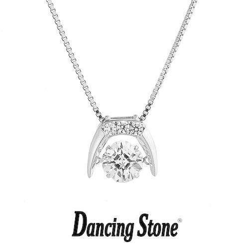 プレゼントにクロスフォーニューヨーク Crossfor NewYork ネックレス Dancing Stone ダンシングストーンシリーズ 人気デザインシリーズ Tusk 【NYP-603】【送料無料】