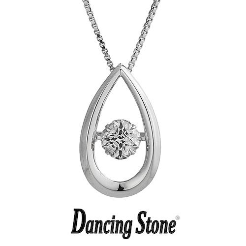 プレゼントにクロスフォーニューヨーク Crossfor NewYork ネックレス Dancing Stone ダンシングストーンシリーズ 人気デザインシリーズ Shining Leaf 【NYP-605】【送料無料】