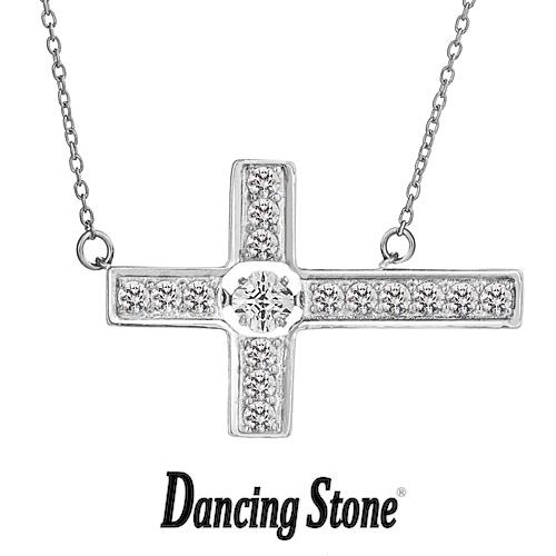 【プレゼント】クロスフォーニューヨーク Crossfor NewYork ネックレス Dancing Stone ダンシングストーンシリーズ 2015スザンヌデザインコレクション Cross Flower 【NYP-609】【送料無料】