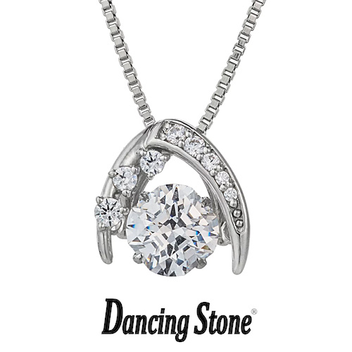 クロスフォーニューヨーク Crossfor NewYork ネックレス Dancing Stone ダンシングストーン 2017 Summer Valentine Collection Bright 【NYP-622】【送料無料】