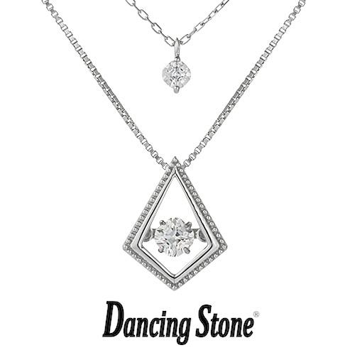 クロスフォーニューヨーク Crossfor NewYork ネックレス ペンダント Dancing Stone ダンシングストーン Love Prayer NYP-646 送料無料