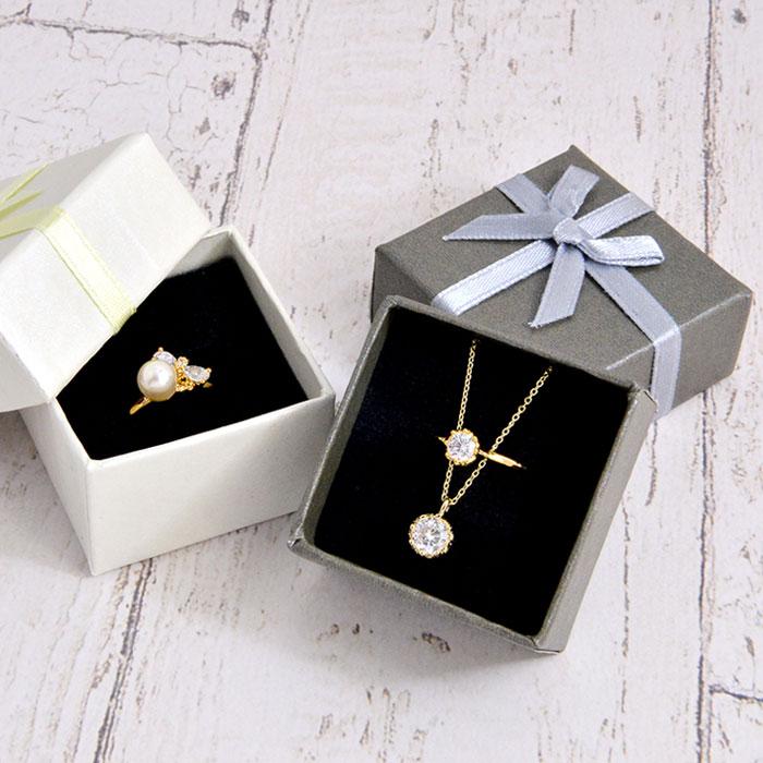 ラッピング 箱 用ボックス 単品 1個 バラ売り 指輪 アクセサリー ジュエリー ボックス 1個売り ラッピング用品冬 j3s 母の日 プレゼント 花以外 ギフト 母の日ギフト