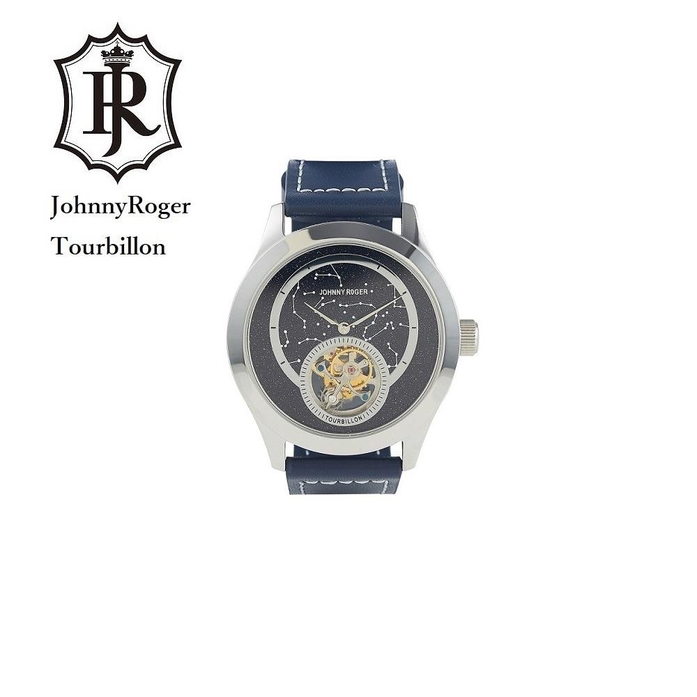 父の日 プレゼント 高級腕時計 無料ラッピングギフト対応 JOHNNYROGER 腕時計の最高峰 フライングトゥールビヨン 特価品コーナー☆ tourbillon 本格 Himmel 腕時計 機械式 本物 メンズ 爆買いセール 男性用 手巻き 時計
