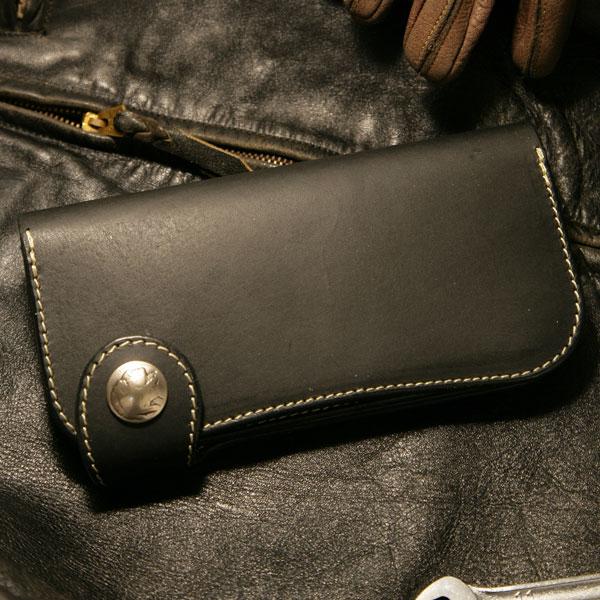 ◆財布 5セントコインロング財布◆メイドインジャパン 革工房 PARLEY メーカー直販