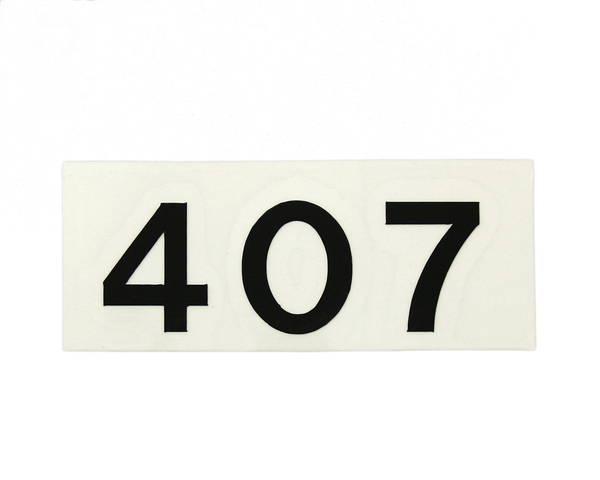 お気に入 株式会社光 CL176-407 キャリエーター 激安超特価 カットシート文字 黒