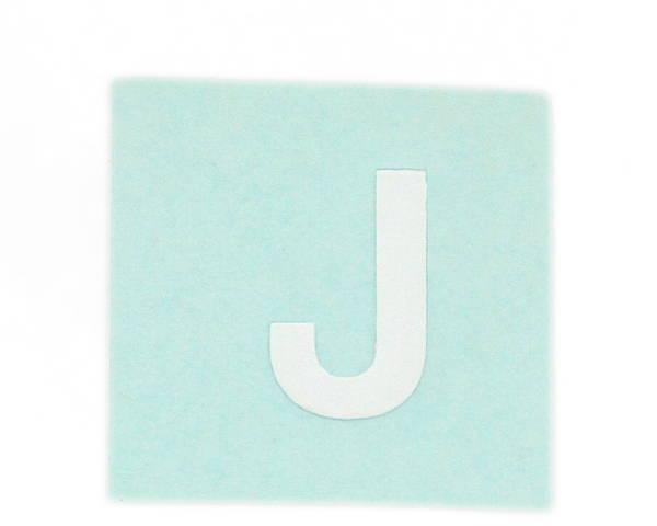 株式会社光 デポー CL15W-J 新品 送料無料 キャリエーター カットシート文字 白 J
