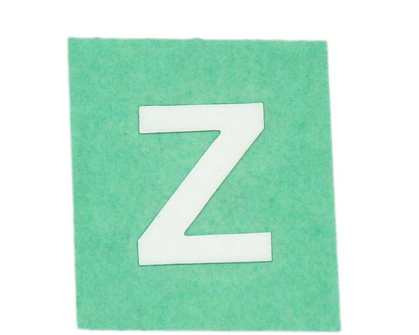 株式会社光 CL15W-Z キャリエーター カットシート文字 直送商品 Z 流行 白