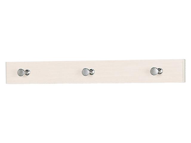 MR4109 ライン3連フック アイボリー 高級品 商品追加値下げ在庫復活 400 株式会社ベルク