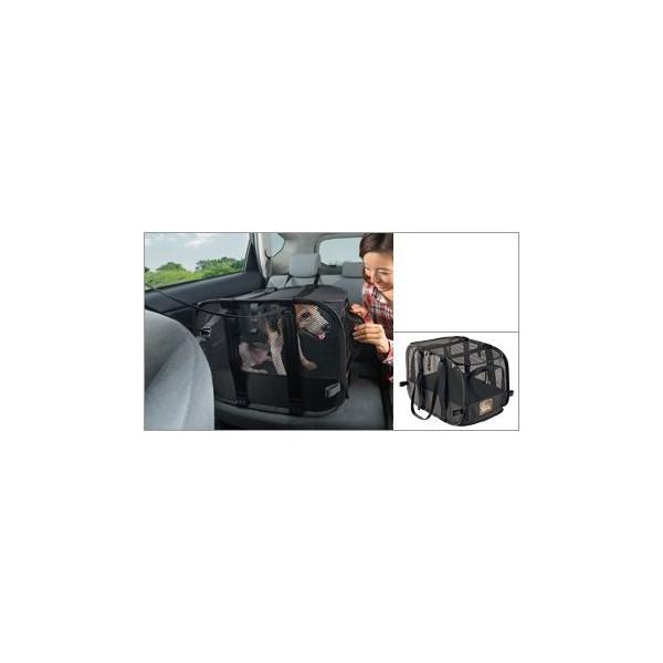 TOYOTA(トヨタ)/純正 車内用ペットキャリー Sサイズ 08213-00450 /クラウンアスリート/エスクァイア/SAI/パッソ/ランドクルーザー70/他