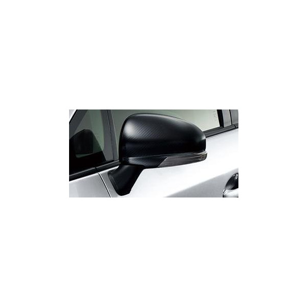 TOYOTA(トヨタ)/純正 ドアミラーカバー カーボン調 08409-47060 /プリウス/プリウスPHV