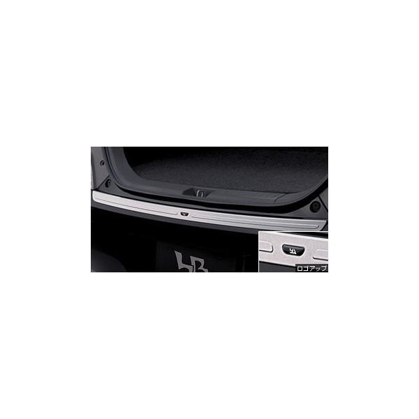 TOYOTA(トヨタ)/リヤバンパーステップガード[08475-B1040]/bBQNC20 QNC21 QNC25/
