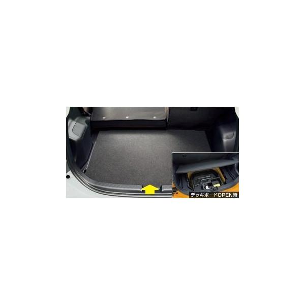TOYOTA(トヨタ)/純正 デッキボード 収納スペース付 ブラック 60533-52010-C0 /アクア