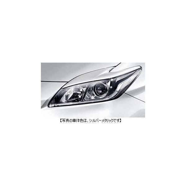 TOYOTA(トヨタ)/ヘッドランプガーニッシュライトパープルマイカメタリック/[08424-47020-K1]/プリウスZVW30/