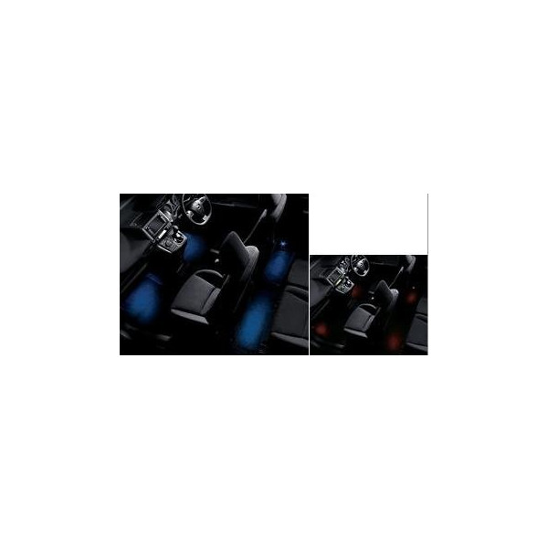 TOYOTA(トヨタ)純正/インテリアイルミネーション 2モードタイプ  08527-68040/WISH ウィッシュZGE20G/21G ZGE20W/22W ZGE25G/25W/