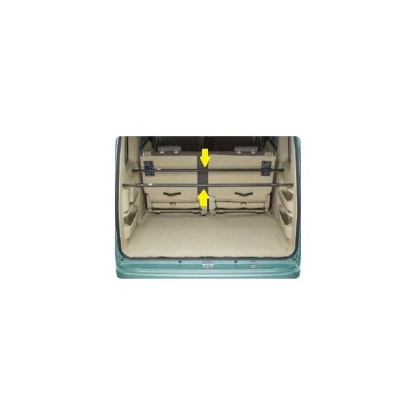 SUZUKI(スズキ)/ラゲッジバー(2本セット)[99000-99034-T83]/EVERY WAGON エブリイワゴンDA17V DA17W/