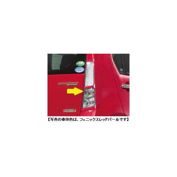 SUZUKI(スズキ)/リヤランプガーニッシュミステリアスバイオレットパール/[99000-99013-A5G]/ワゴンRスティングレーMH34S/