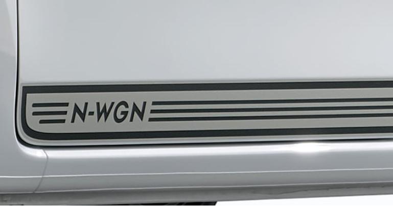 Honda ホンダ 純正 サイド デカール 08F30-TKR-000 N-WGN/N-WGN CUSTOM Nワゴンカスタム