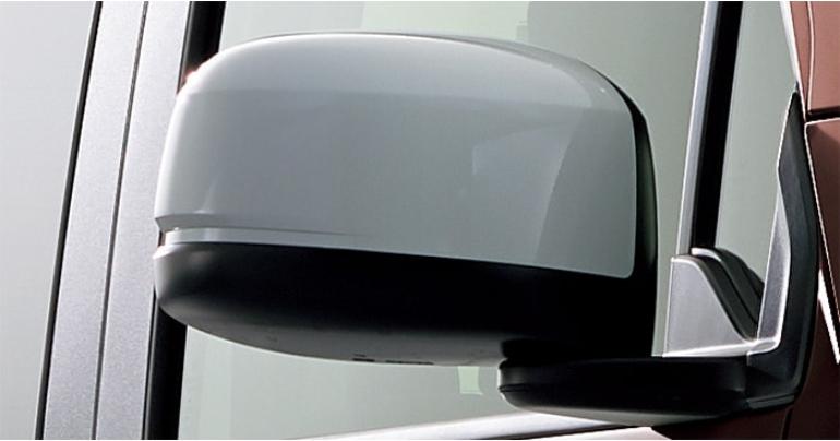 Honda ホンダ 純正 ドアミラーカバー ホワイト 08R06-TKR-000 N-WGN