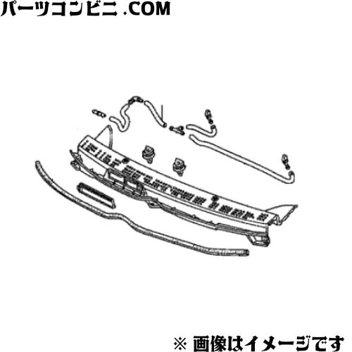 Honda(ホンダ)/純正 カウルトップASSY フロントセンター 74200-SNA-U00 /シビック4D/シビックハイブリッド
