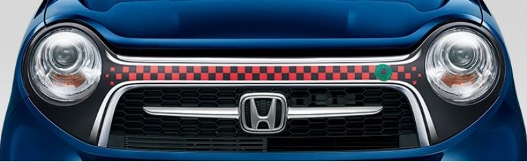 Honda ホンダ 純正 デカール フロントグリル (カフェレーサー2) 08F31-T4G-C00B N-ONE エヌワン JG1 JG2