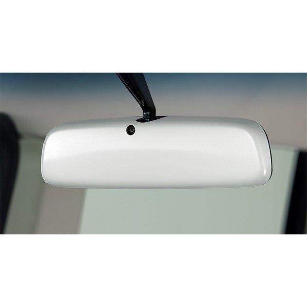 自動車用品 新色追加して再販 自動車部品 アクセサリー Honda ホンダ 純正 Nボックススラッシュ ホワイト 08Z03-TDE-050A 男女兼用 Nボックス ルームミラーカバー