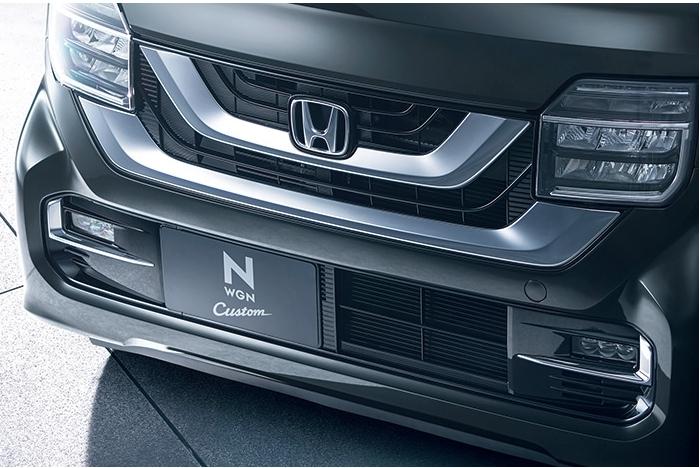 Honda ホンダ 純正 フロントグリル 08F21-TKR-000B N-WGNカスタム用