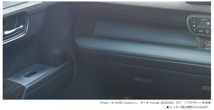 Honda ホンダ 純正 インテリアパネル 08Z03-TKR-020A N-WGN CUSTOM用