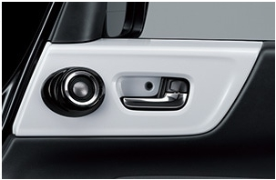 Honda ホンダ 純正 フロントドアライニングパネル ホワイト 08Z03-TDE-050B N-BOX SLASH