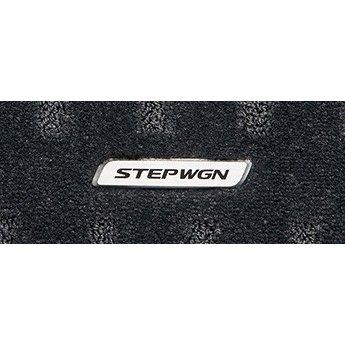HONDA ホンダ 純正 フロアカーペットマット プレミアムタイプ/2列目キャプテンシート車用(ブラック) 08P15-TAA-011B STEP WGN/STEP WGN SPADA ステップワゴン/スパーダ