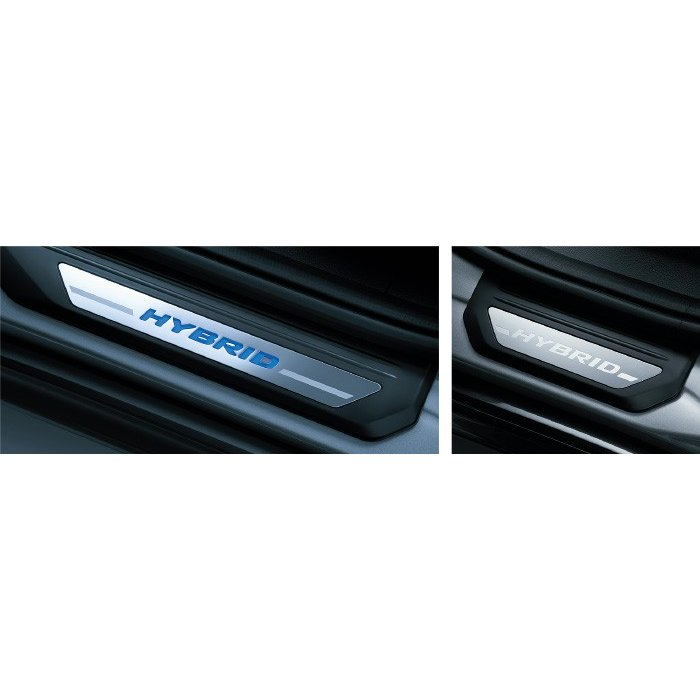Honda(ホンダ)純正 サイドステップガーニッシュ(イルミ付・HYBRIDロゴ) 08E12-T7A-B10 VEZEL HYBRID ヴェゼルハイブリッド RU3 RU4