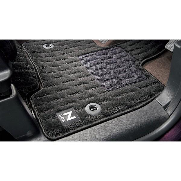 自動車用品 自動車部品 アクセサリー Honda 大人気 売れ筋ランキング ホンダ 純正 N-BOXスロープ N-BOXカスタムスロープ 08P15-TTE-010A スロープ仕様車用 フロアカーペットマット プレミアムタイプ