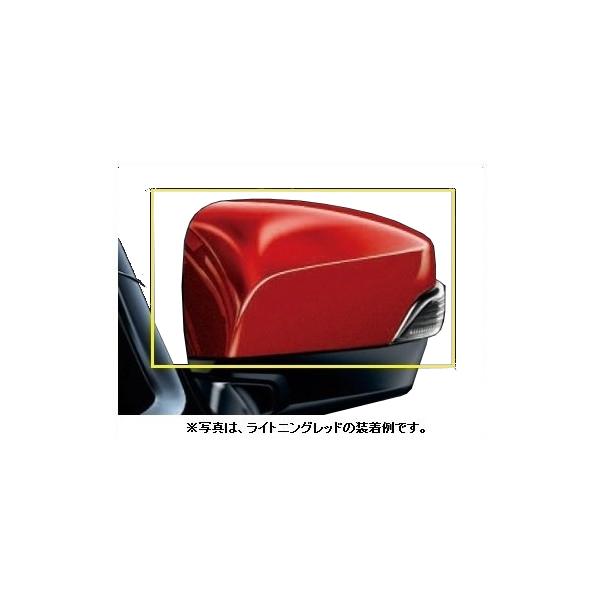 SUBARU(スバル)/純正 ドアミラーカバー 左右セット クリスタルブラック・シリカ 91054VA000V2/91054VA010V2 /レヴォーグ/WRX S4/WRX STI/他