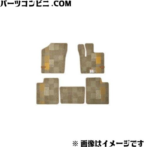 SUZUKI(スズキ)/純正 フロアマット ジュータン パッチワーク 4WD車用 75901-80P70-QEY /ラパン
