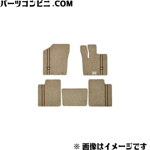SUZUKI(スズキ)/純正 フロアマット ジュータン ダブルライン 4WD車用 75901-80P30-QEZ /ラパン